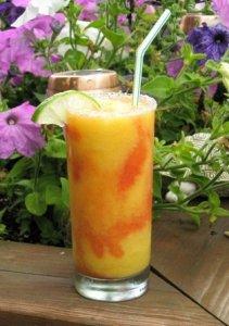 Berry Mango Margarita