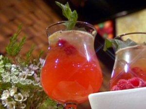 Raspberry Citrus Punch