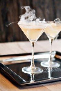 Smokin' martinis