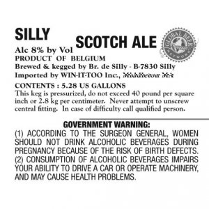 Silly Scotch Ale