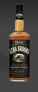 David Sherman Ezra Brooks KSBW Bourbon Blend