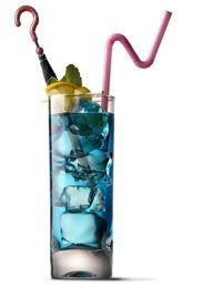 Sonic Screwdriver Cocktail