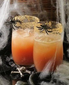 Kiss of the Vampire cocktail