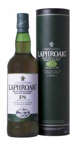 Laphroaig Single Malt Whisky - 18 Year Old