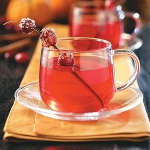 Cranberry Tea Hot Punch