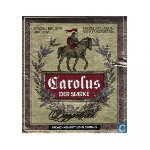 Binding Carolus der Starke (Carolus Doppelbock)