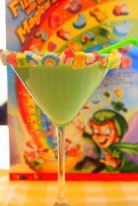 Magically Delicious Martini