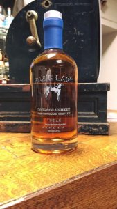 Blue Lacy Blended Whiskey