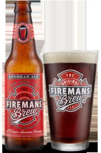 Fireman's Brew - Redhead Amber Ale