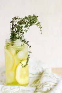 Lemon Thyme Spritzer
