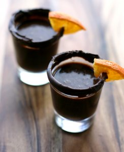 Hot Chocolate Shots