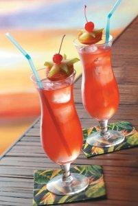 Passion Fruit Hurricanes