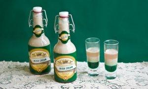 Irish Flag Cocktail