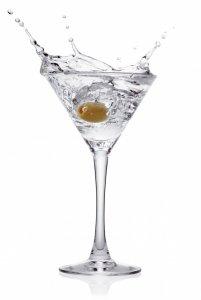 Salt and Pepper Martini