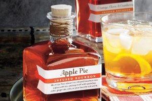 Apple Pie-Infused Bourbon