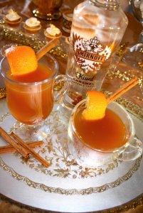 Caramel Apple Toddy