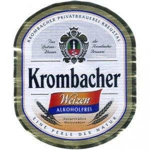 Krombacher Weizen Alkoholfrei