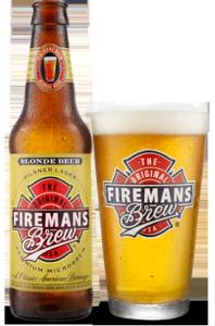 Fireman's Brew - Blonde Pilsner