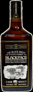 Blackface Charred Stock