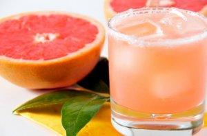 Grapefruit and Orange Cocktail
