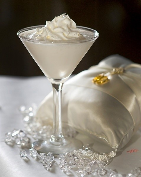 Wedding Cake Martini