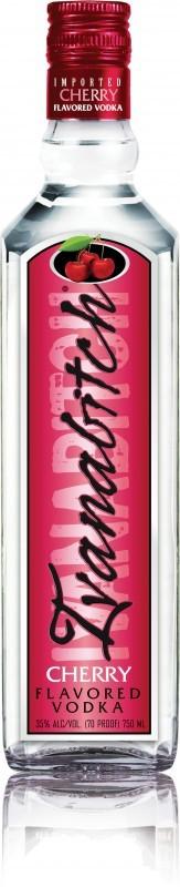 Ivanabitch Cherry Flavored Vodka