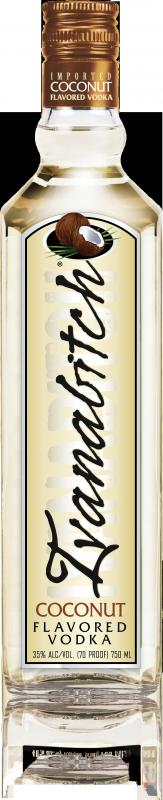 Ivanabitch Coconut Flavored Vodka
