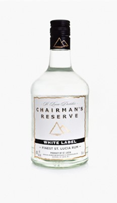 St Lucia - Chairman's Reserve White Label