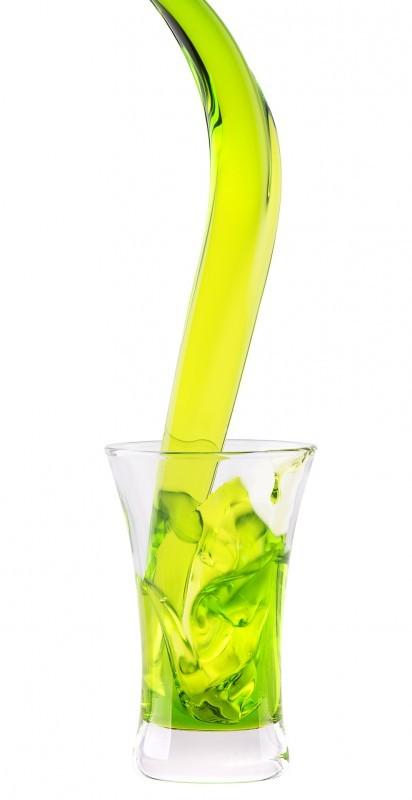 Apple Jell-o Shots