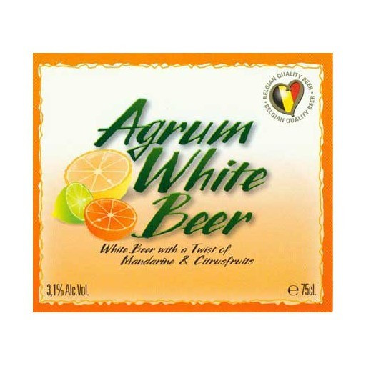 Corsendonk Agrum White Beer