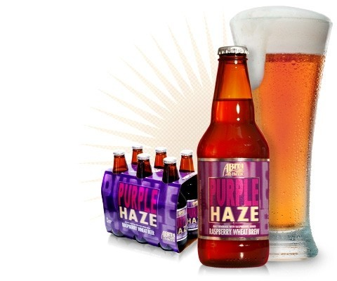 Abita Beer Purple Haze