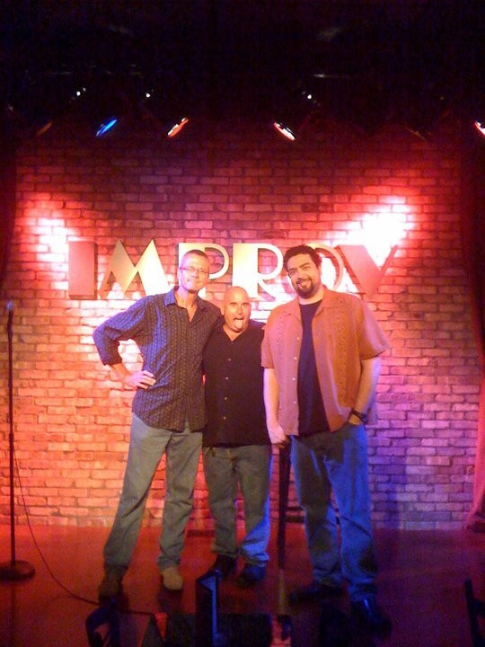 The Improv Comedy Club