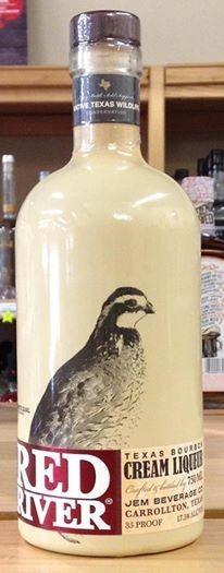 Red River Bourbon Cream Liqueur
