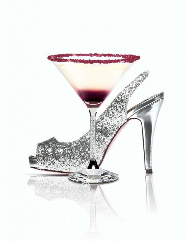 Glamorous Girl Martini