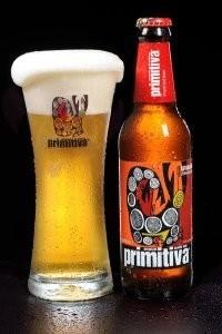 Cerveza Primitiva Premium Beer