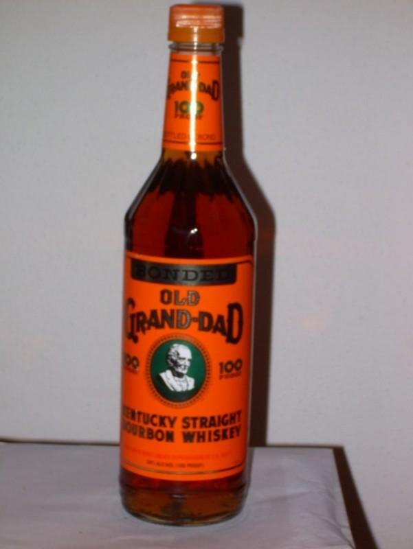 Jim Beam Brands Old Grand-Dad - BIB