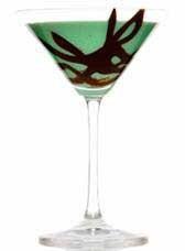 p.i.n.k. Leprechaun Martini