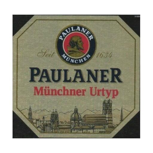 Paulaner 1634 Urtyp Hell