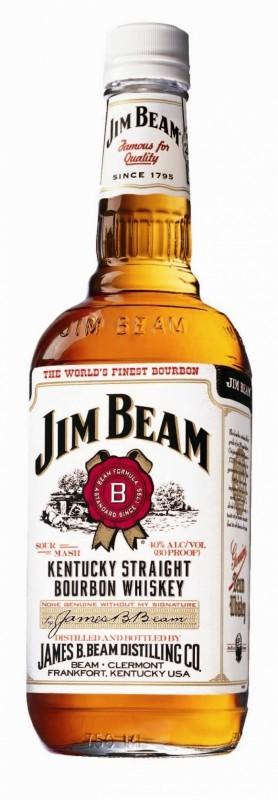 Jim Beam's White Label - 5 YO