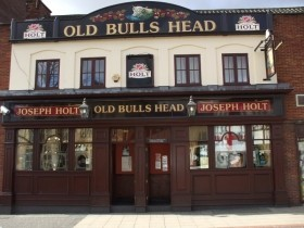 Old Bull's Head