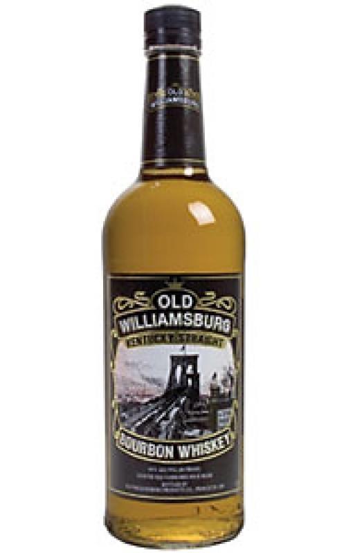 Old Williamsburg Kentucky Straight Bourbon