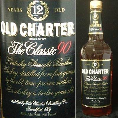 Buffalo Trace Old Charter Proprietor's Reserve