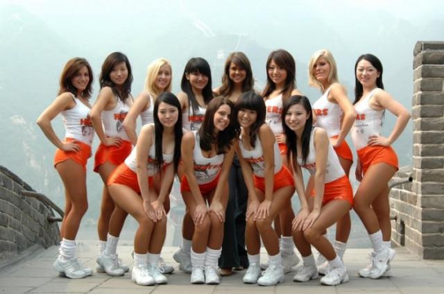 Hooters - Chengdu