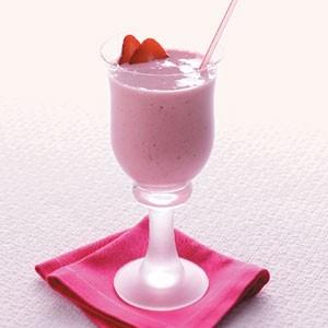 Banana Strawberry Shake #2