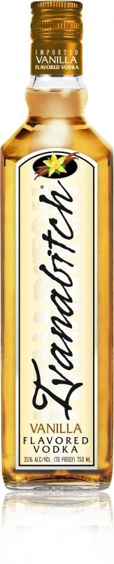 Ivanabitch Vanilla Flavored Vodka