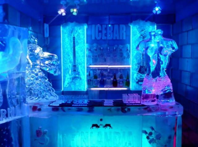 Icebar Budapest