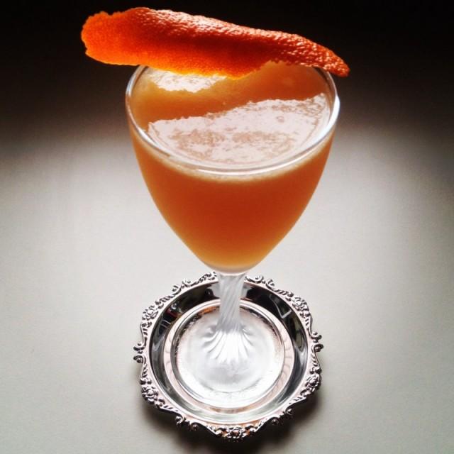Seville Orange Bronx Cocktail