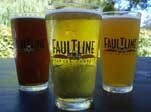 Faultline Brewing Company Belgian White