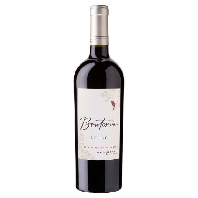 Bonterra Organically Grown Merlot