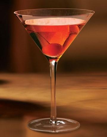 Dry Brandy Manhattan